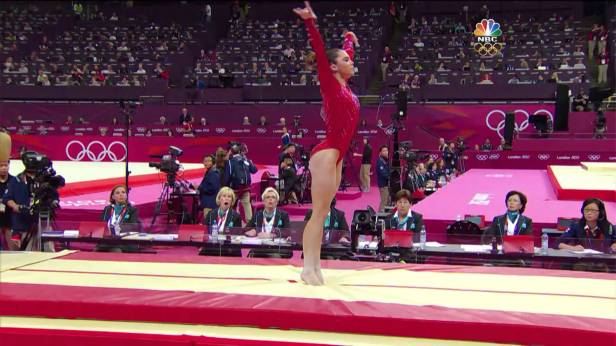 gymnastpanel