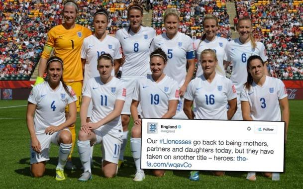 england tweet