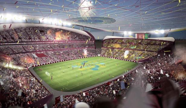 Lusail Stadium Qatar