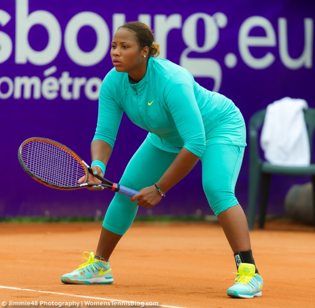 Taylor Townsend - Internationaux Strasbourg 2015 -DSC_8662.jpg